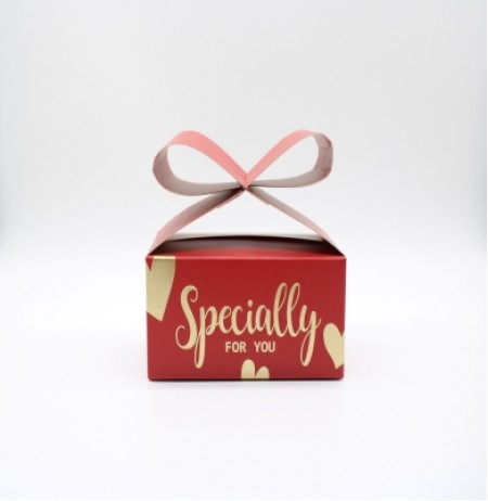 Valentine's Ribbon Box