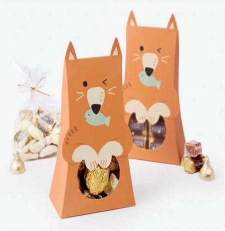 Cute Fox Box